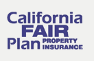 CA Fair Plan Property Insurance Logo